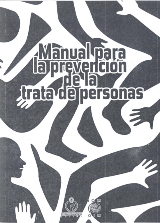 Manual de Prevención de la trata de personas