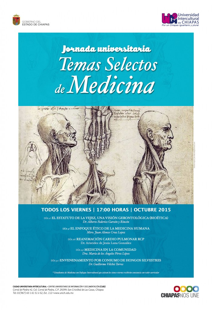 Jornada Universitara - Temas Selectos de Medicina