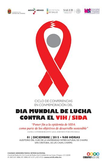 Día mundial de la lucha contra el VIH/SIDA