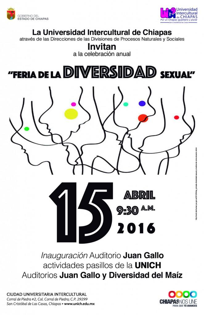 FERIA DE LA DIVERSIDAD SEXUAL