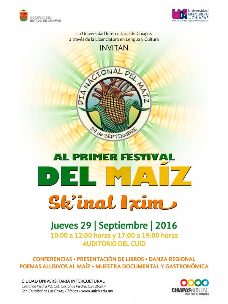 Primer Festival del Maíz