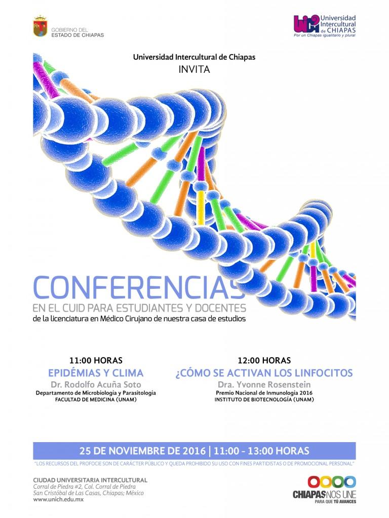 Conferencias sobre salud
