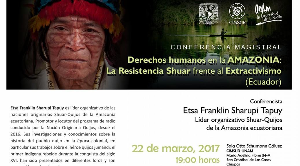 CARTEL Conferencia Amazonia 22-mar.17,  950 x 320 RGB