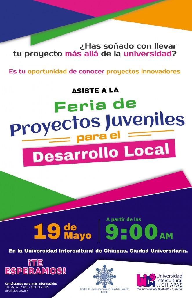 Feria de proyectos juveniles