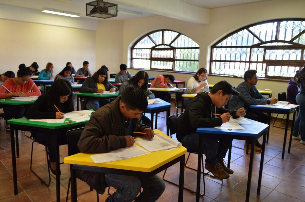 Aplica Unich examen de admisión
