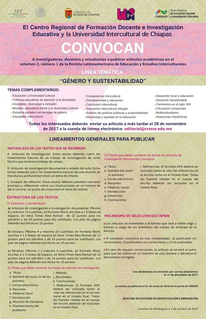 Convocatoria CULTURA Y EDUCACIÓN EN LA DIVERSIDAD-01