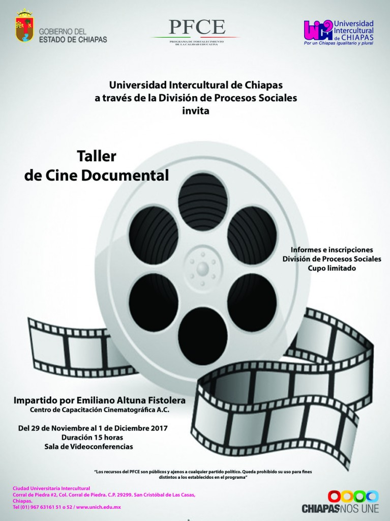 Taller de cine documental