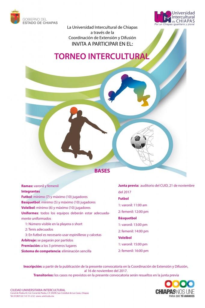 torneo deportivo intercultural