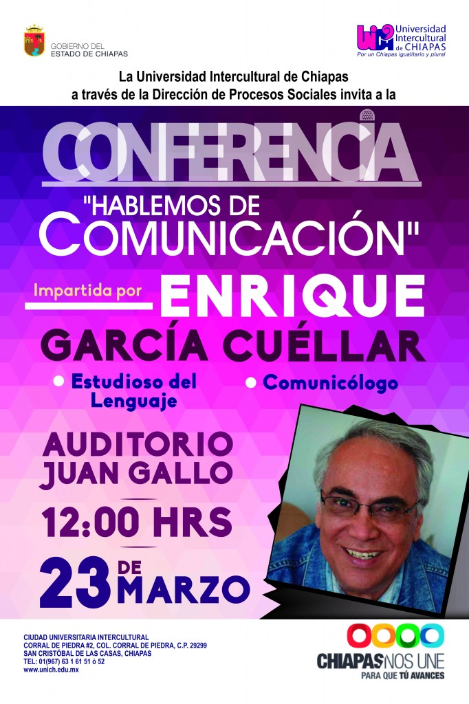 conferencia enrique