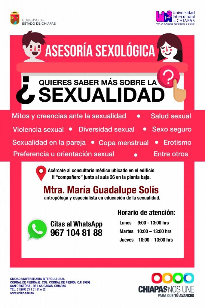 Asesorías de orientación sexual