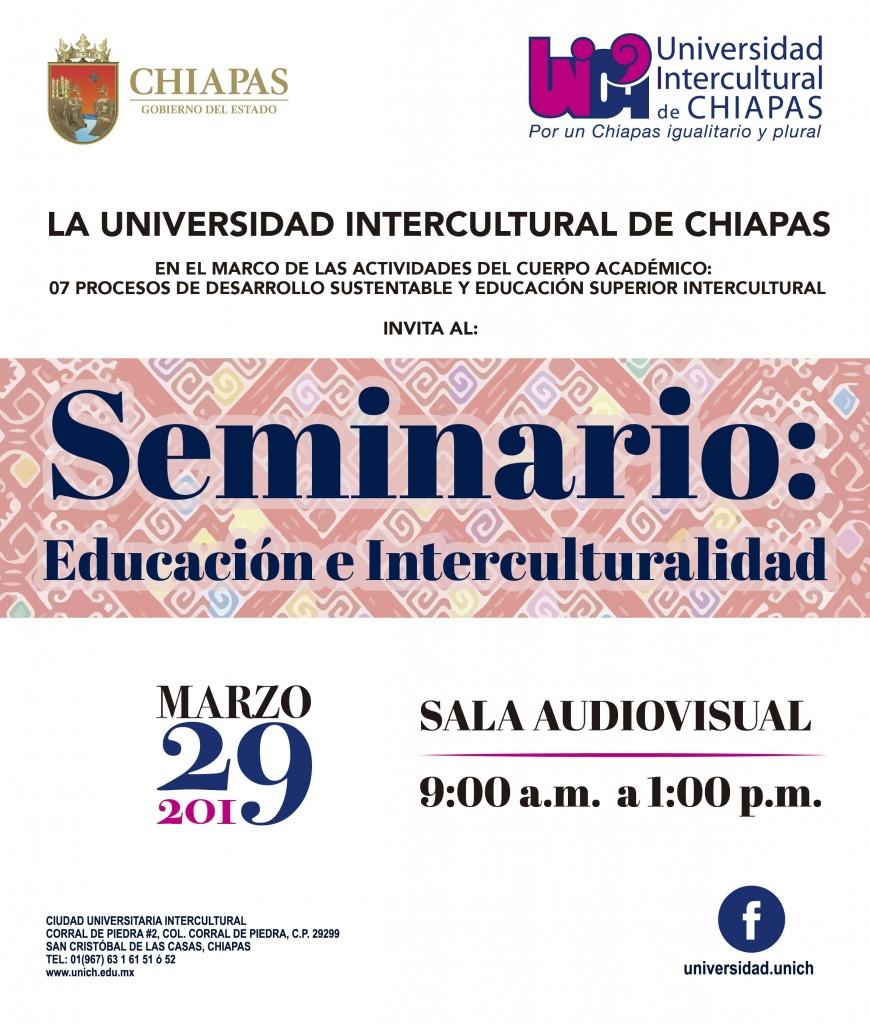 Seminario de Educación Intercultural