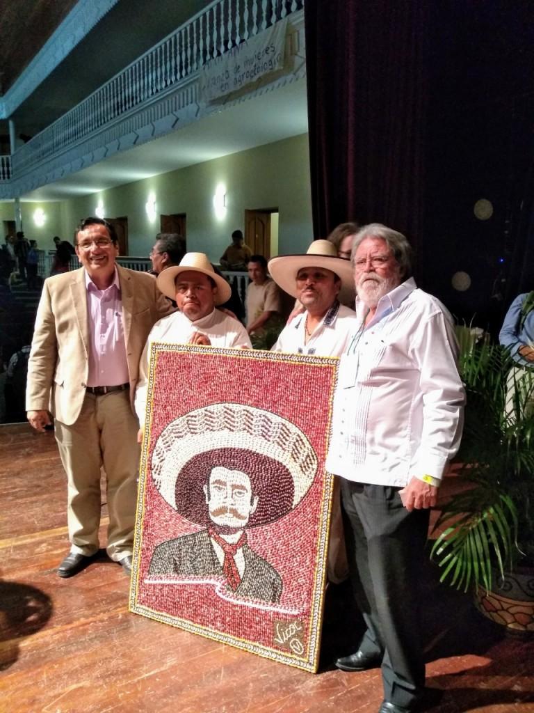 Campesinos en Congreso de Agroecología, reconocen hospitalidad de la UNICH