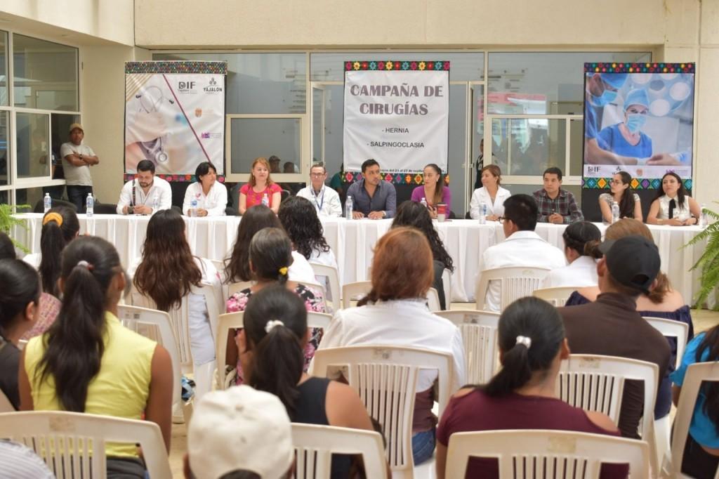 """Inauguran campaña de """"Cirugías Ambulatorias"""""""