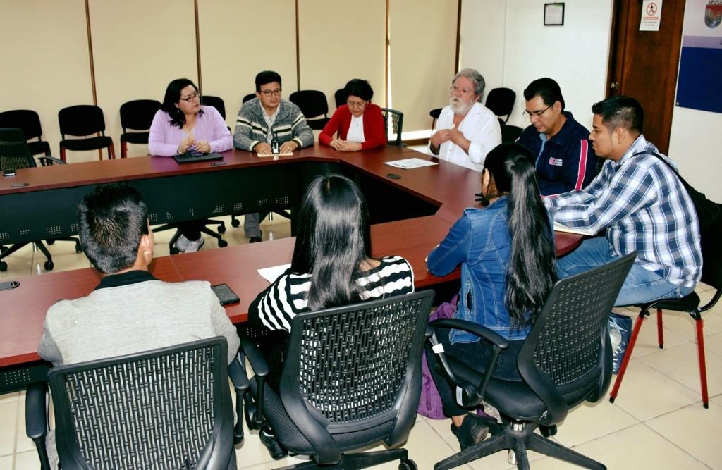 Se van alumnos UNICH a otras Universidades gracias a la beca de Movilidad Académica Estudiantil