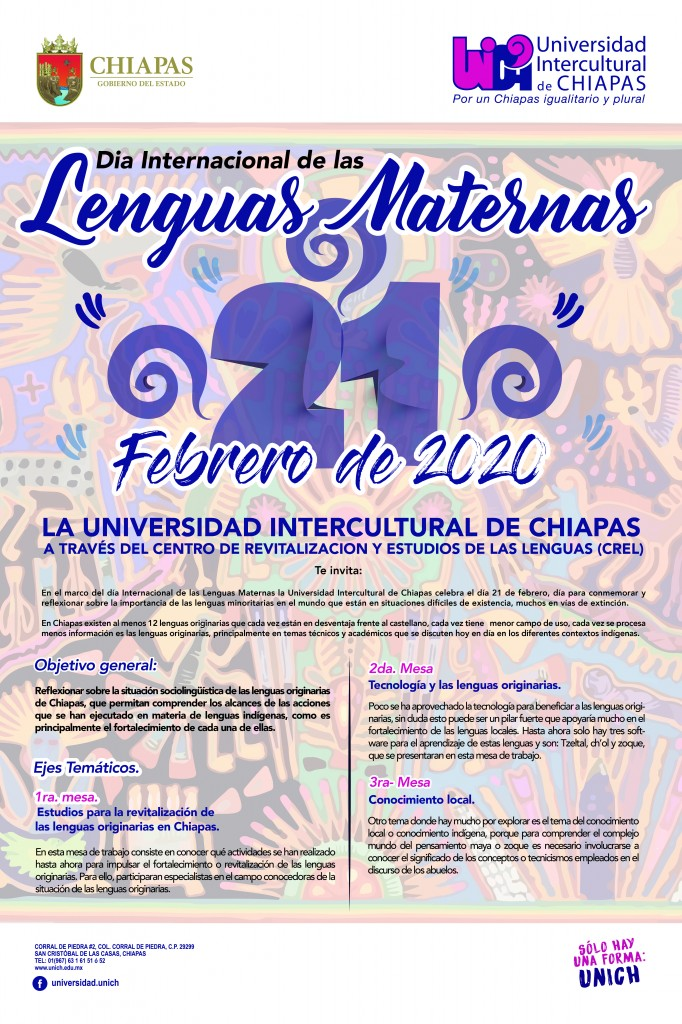 Día de las Lenguas Maternas