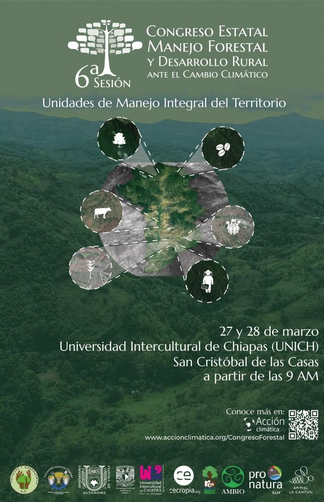 Congreso Estatal Manejo Forestal y desarrollo Rural ante el cambio climático